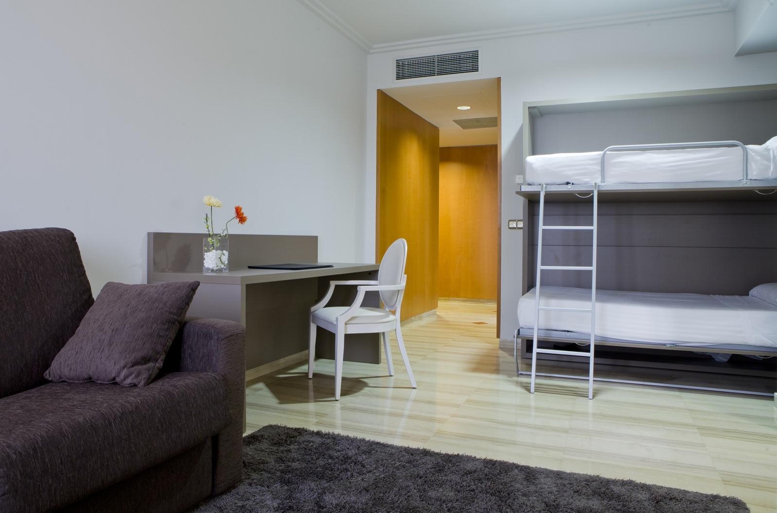Hotel SB ciutat de tarragona | Family Room